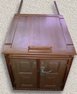 Sliding Hatch Entry Cover