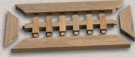 Stair Treads Custom Teak Marine Woodwork