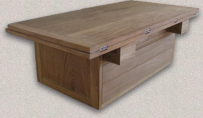 Custom Teak Cabinets