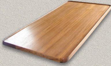 Teak Table Tops Custom Teak Marine Woodwork