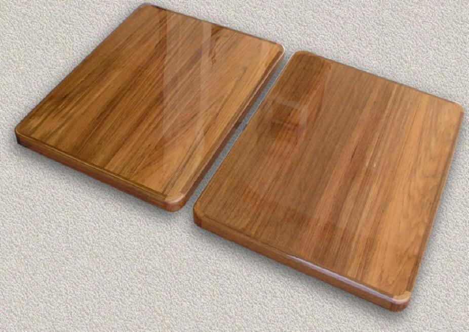 Good Solid Teak   Custom Table Tops W/Compass Rose U0026 High Gloss Finish (2 Part  Clear Epoxy Base Coats U0026 2 Part Clear Polyurethane Top Coats)