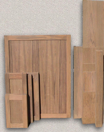 Doors Outdoor Kitchen Custom Teak Marine Woodwork