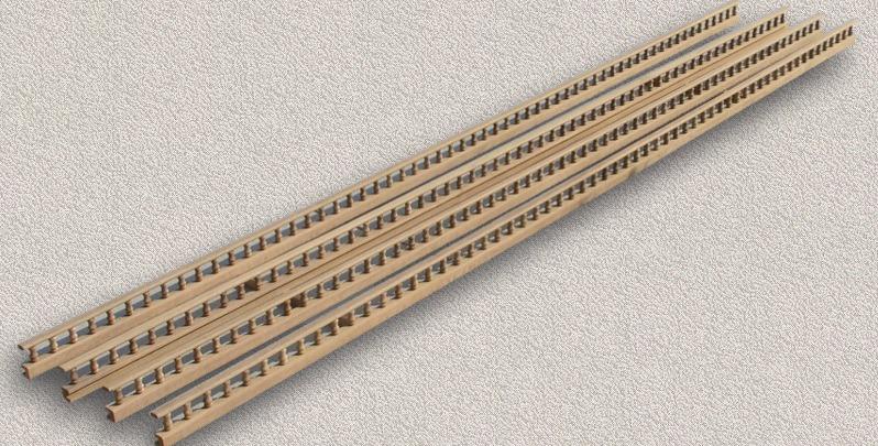 Spindle Rails